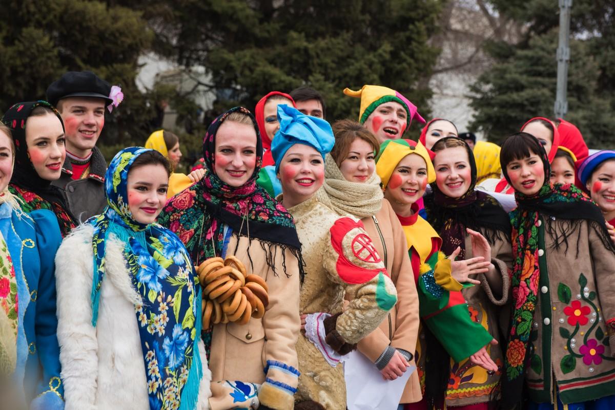 Продолжается прием заявок на фотошоу «История Астраханской Масленицы»