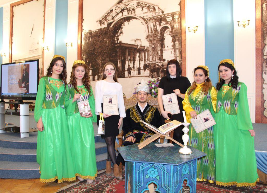 В Астрахани прошел вечер памяти Алишера Навои