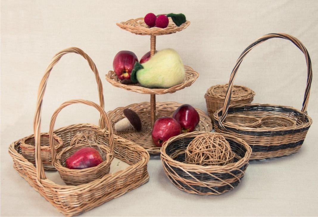 Мастерская по плетению из природных материалов