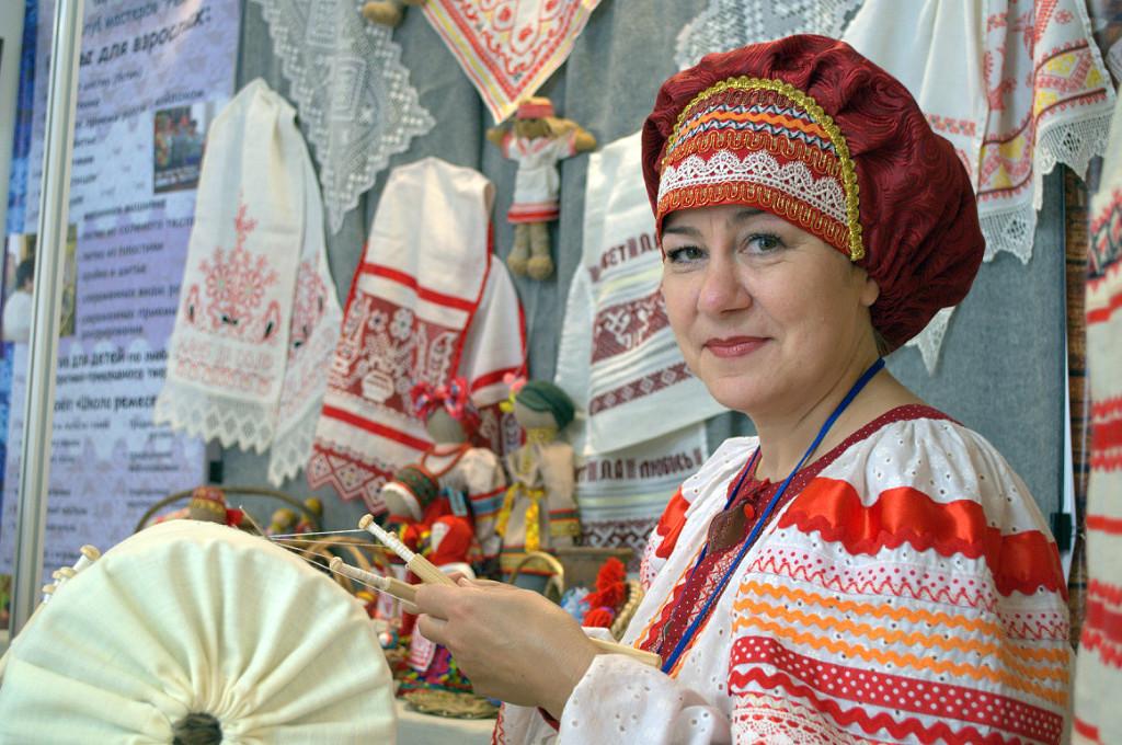 В Доме ремесел состоится творческая встреча с мастером по декоративно – прикладному творчеству Натальей Максимовой