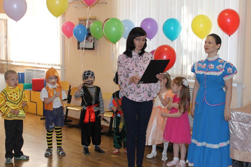 Выпускной праздник в Школе маленьких мастеров