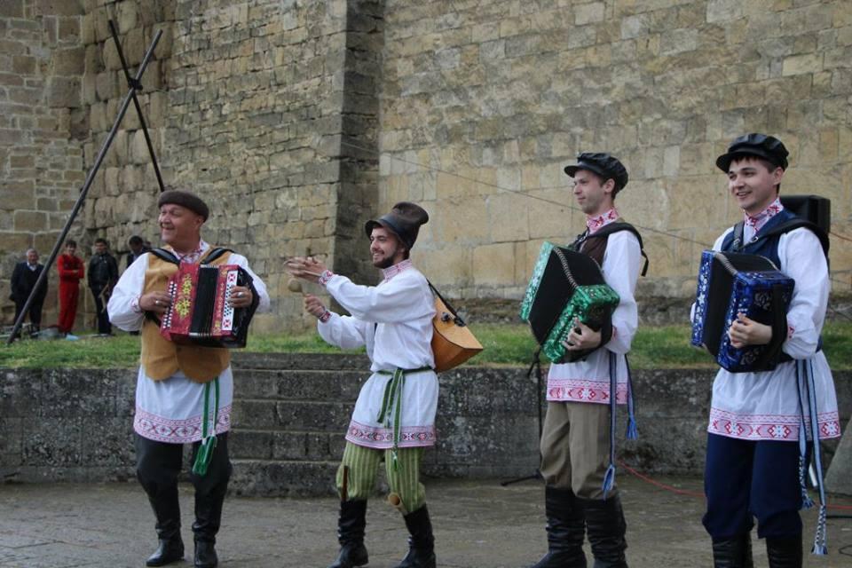 Астраханцы приняли участие в международном фестивале «Каспий – берега дружбы»