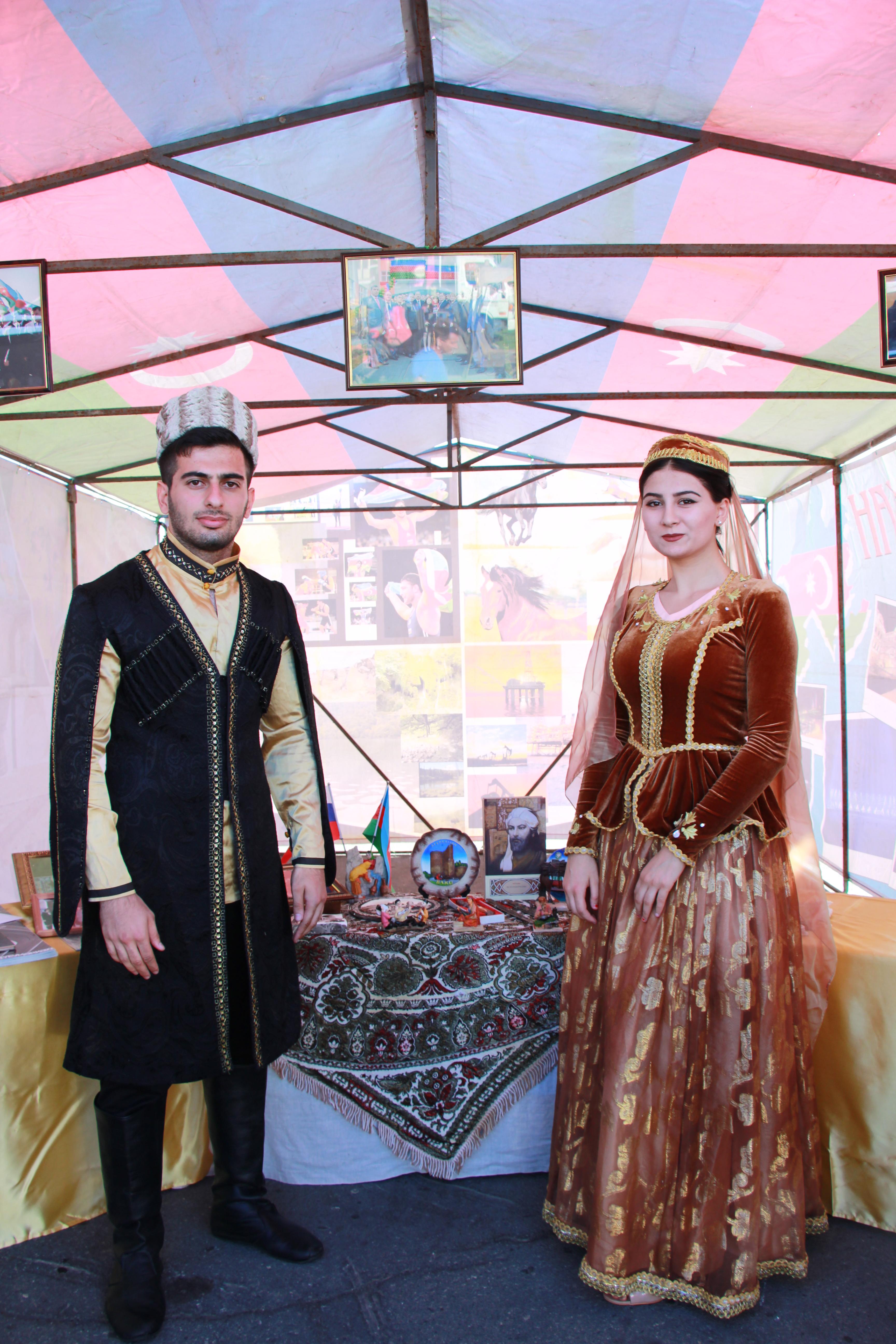 В Астрахани отметили День Каспия
