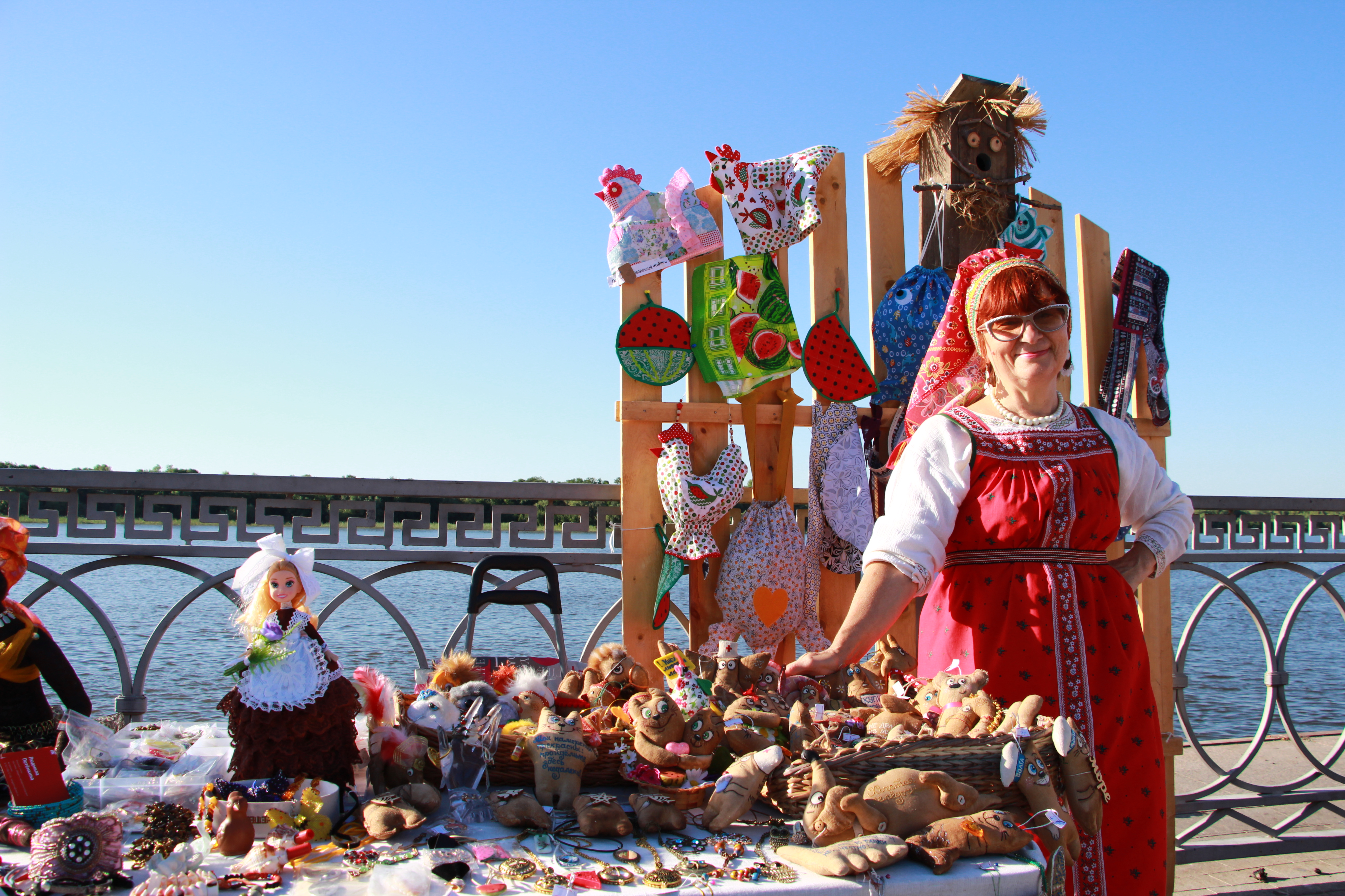 В минувшую субботу прошли очередные «Русские вечерки»