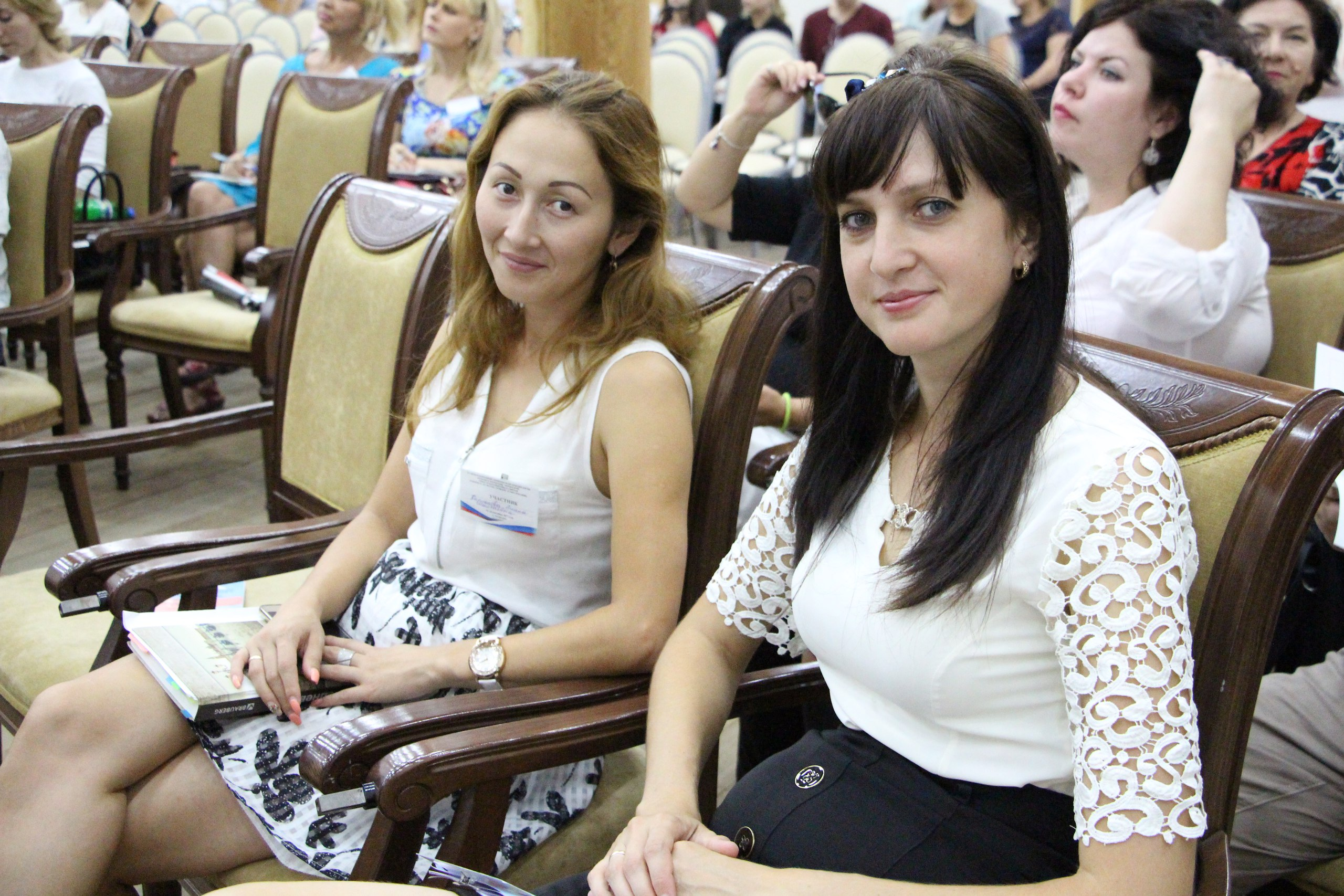 Сотрудники Астраханского центра народной культуры приняли участие в международном симпозиуме