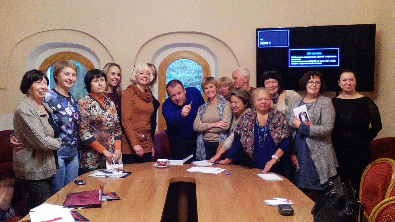 Астраханские хореографы повысили свое профессиональное мастерство