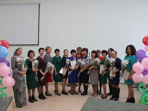 В Красноярском районе отметили «День матери»