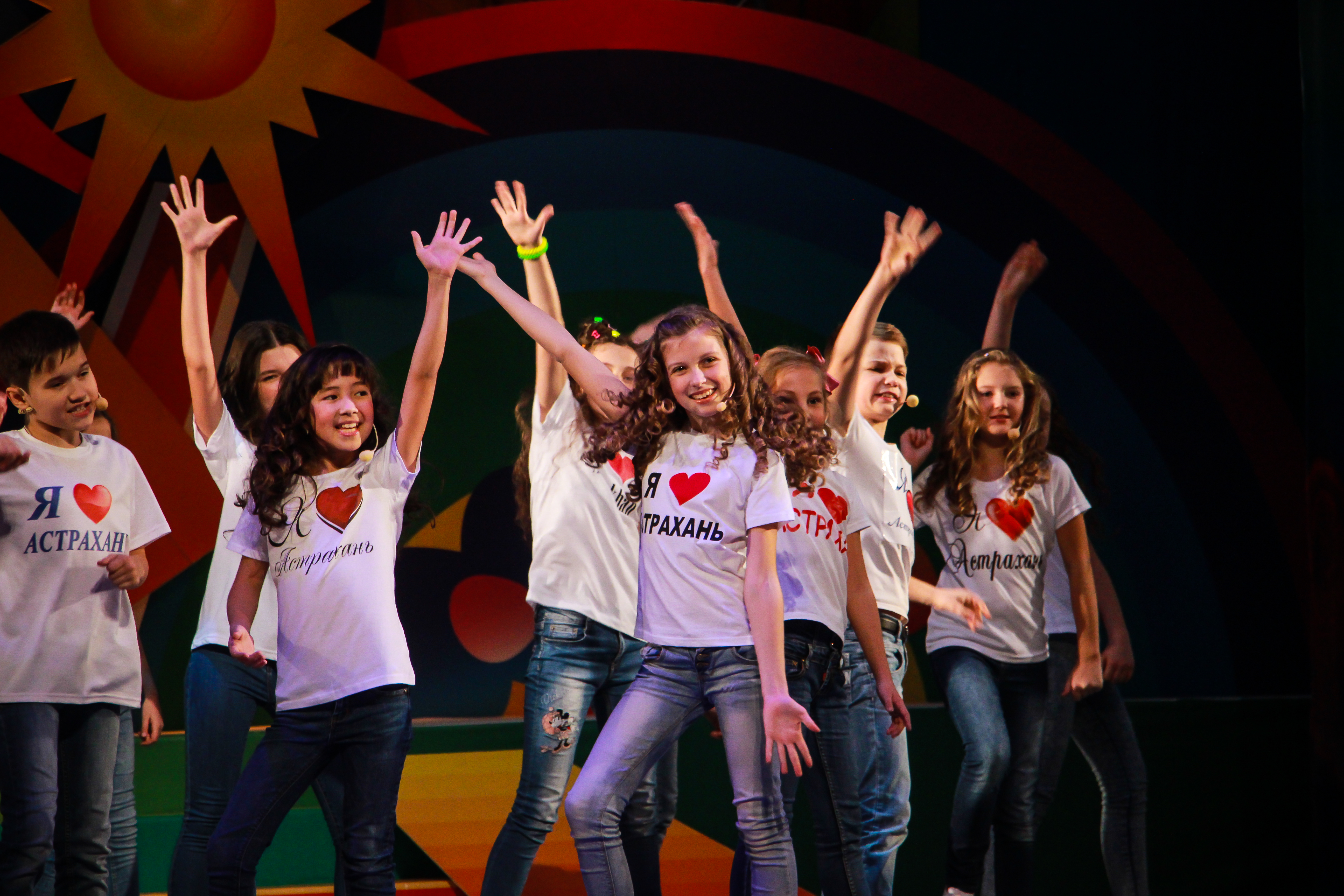 Грандиозным гала-концертом завершился фестиваль юных маэстро «Золотой Ключик»