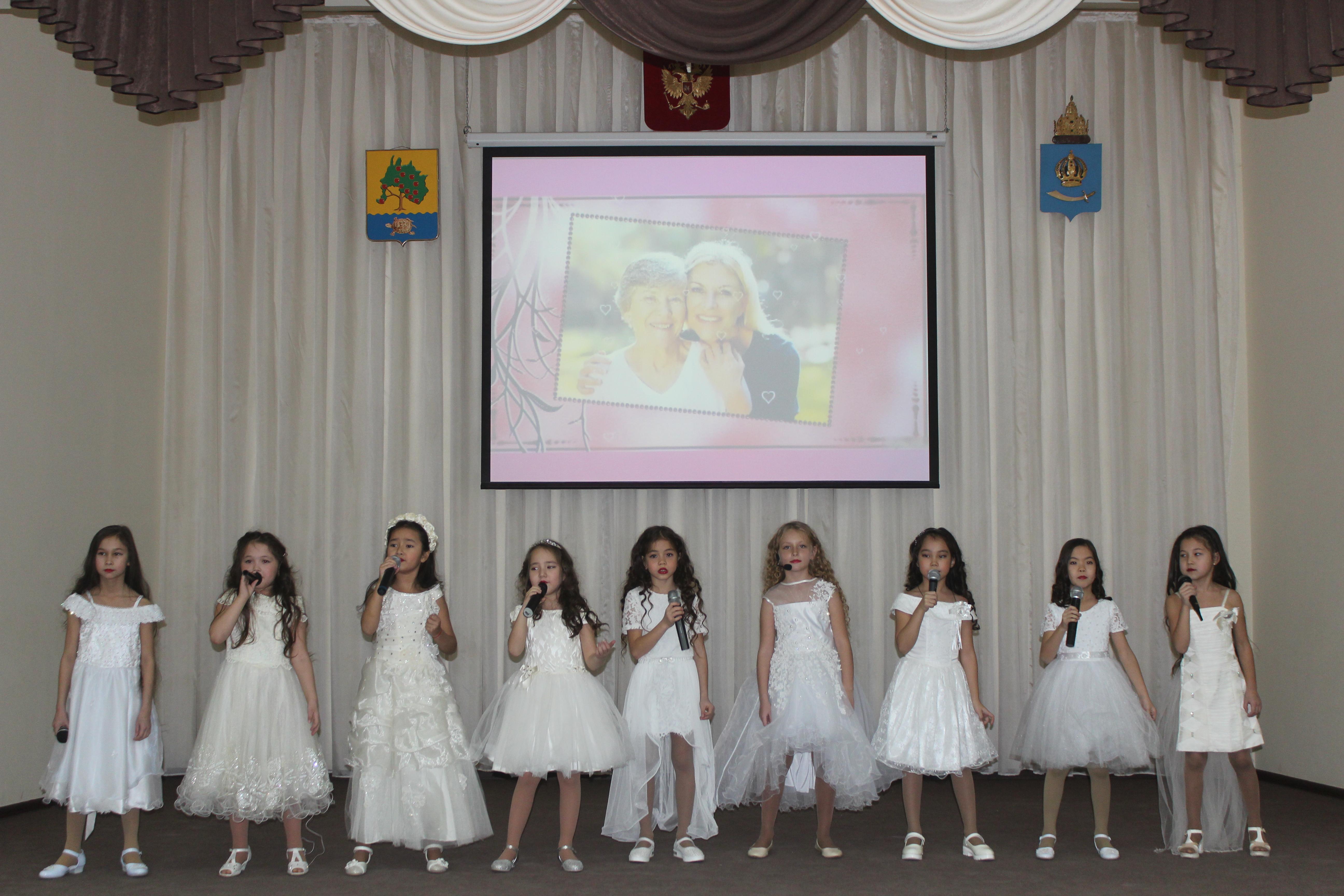 «День Матери» в  Приволжском районе