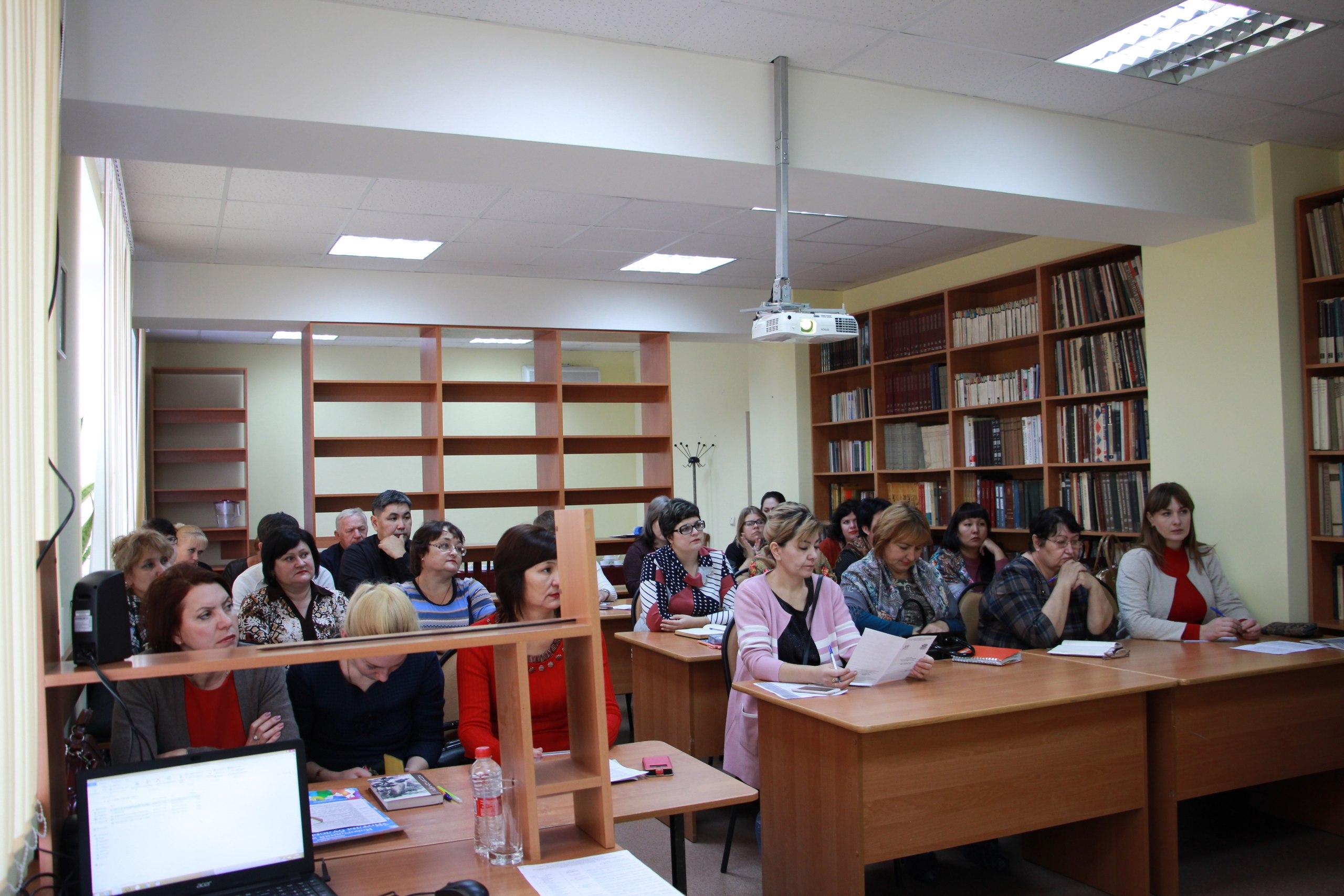 В Астрахани прошли курсы повышения квалификации для специалистов культурно-досуговых учреждений