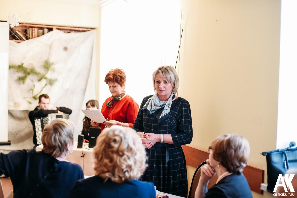 В память о поэтессе Марии Мухиной прошел творческий вечер