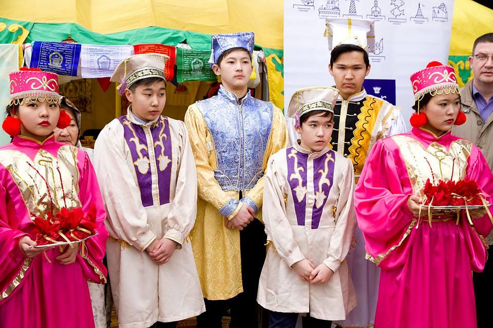 В Астрахани пройдет калмыцкий праздник «Цаган сар»