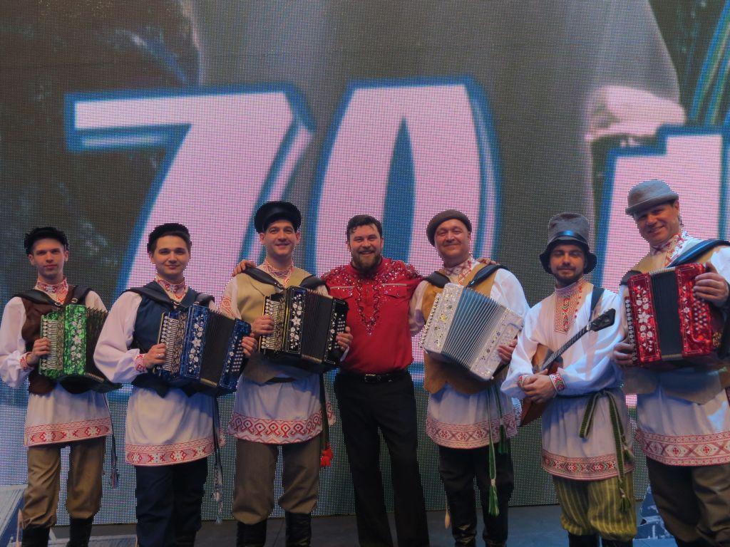 Астраханцы выступили на сцене Государственного  Кремлевского дворца