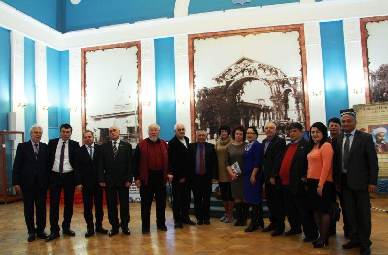 В Астрахани прошел литературно-музыкальный вечер памяти Алишера Навои