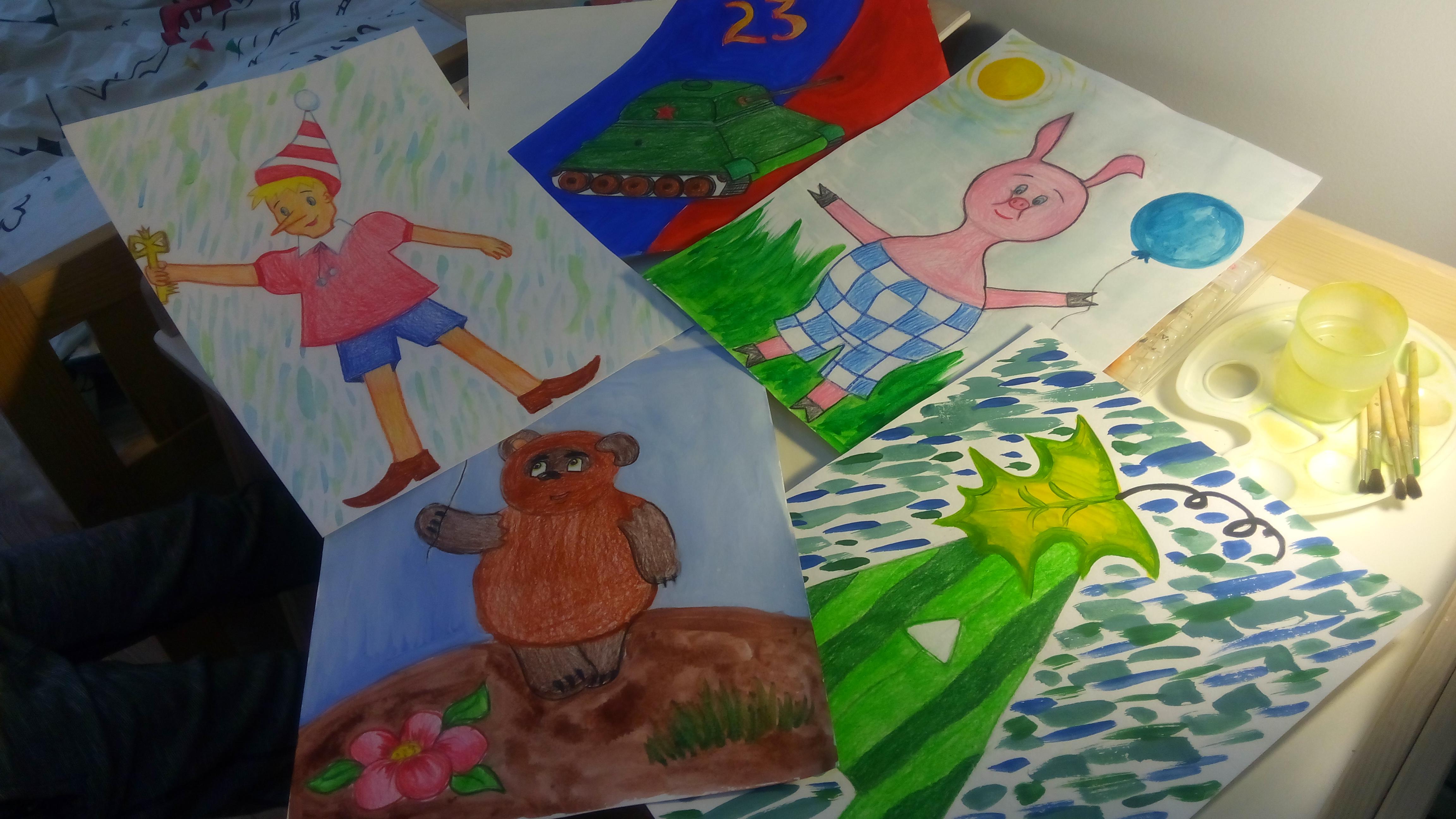В Доме ремесел пройдут мастер-классы по рисованию
