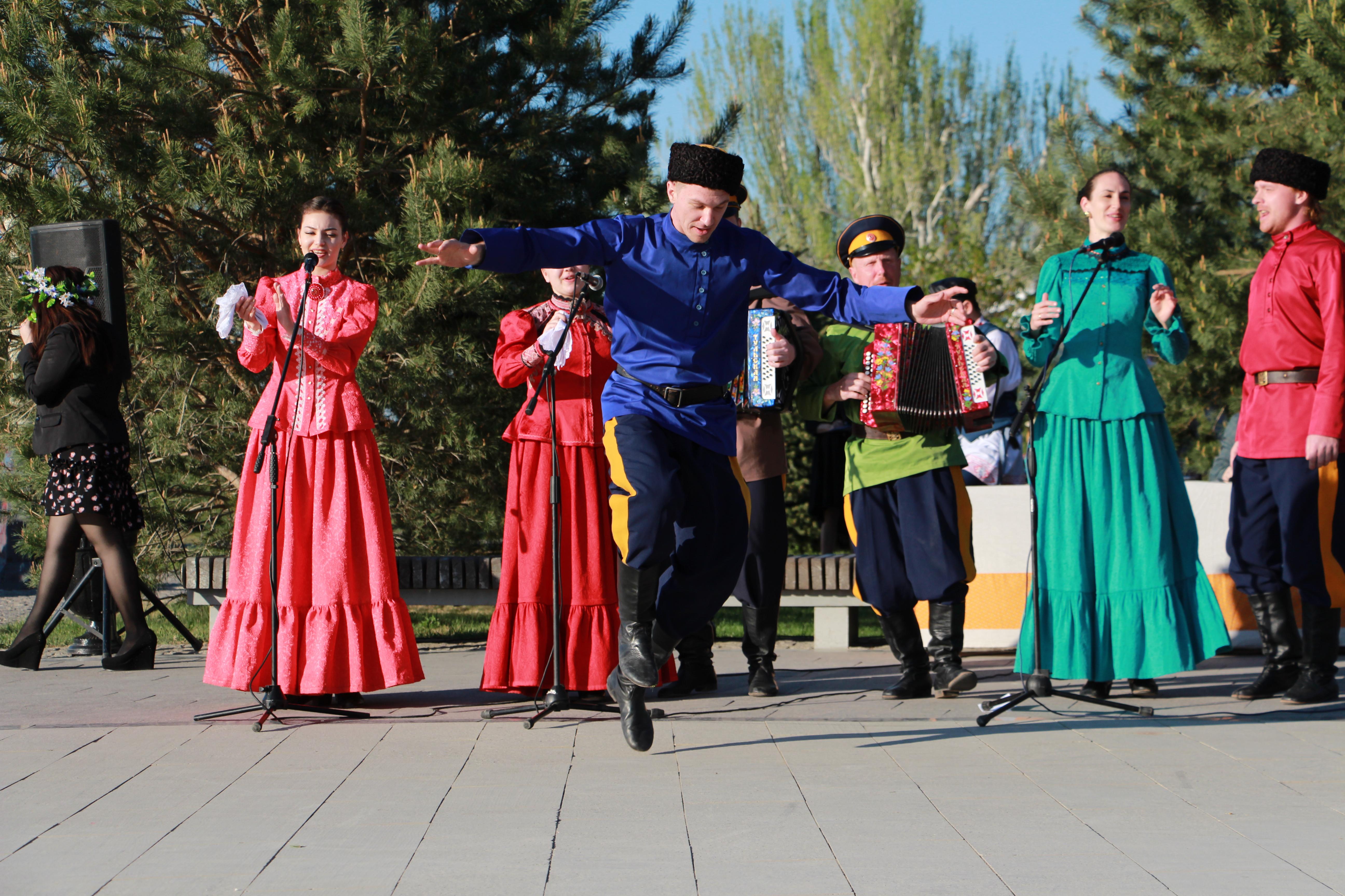 Сезон Русских вечерок открыт