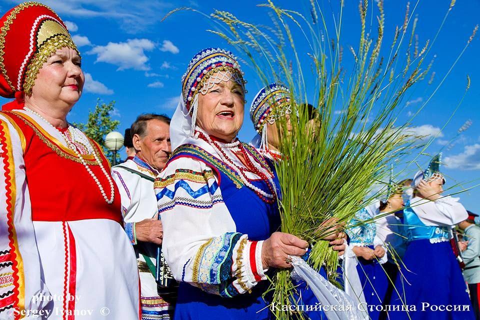 Астраханцы приглашаются на мероприятия, посвященные Зелёным святкам