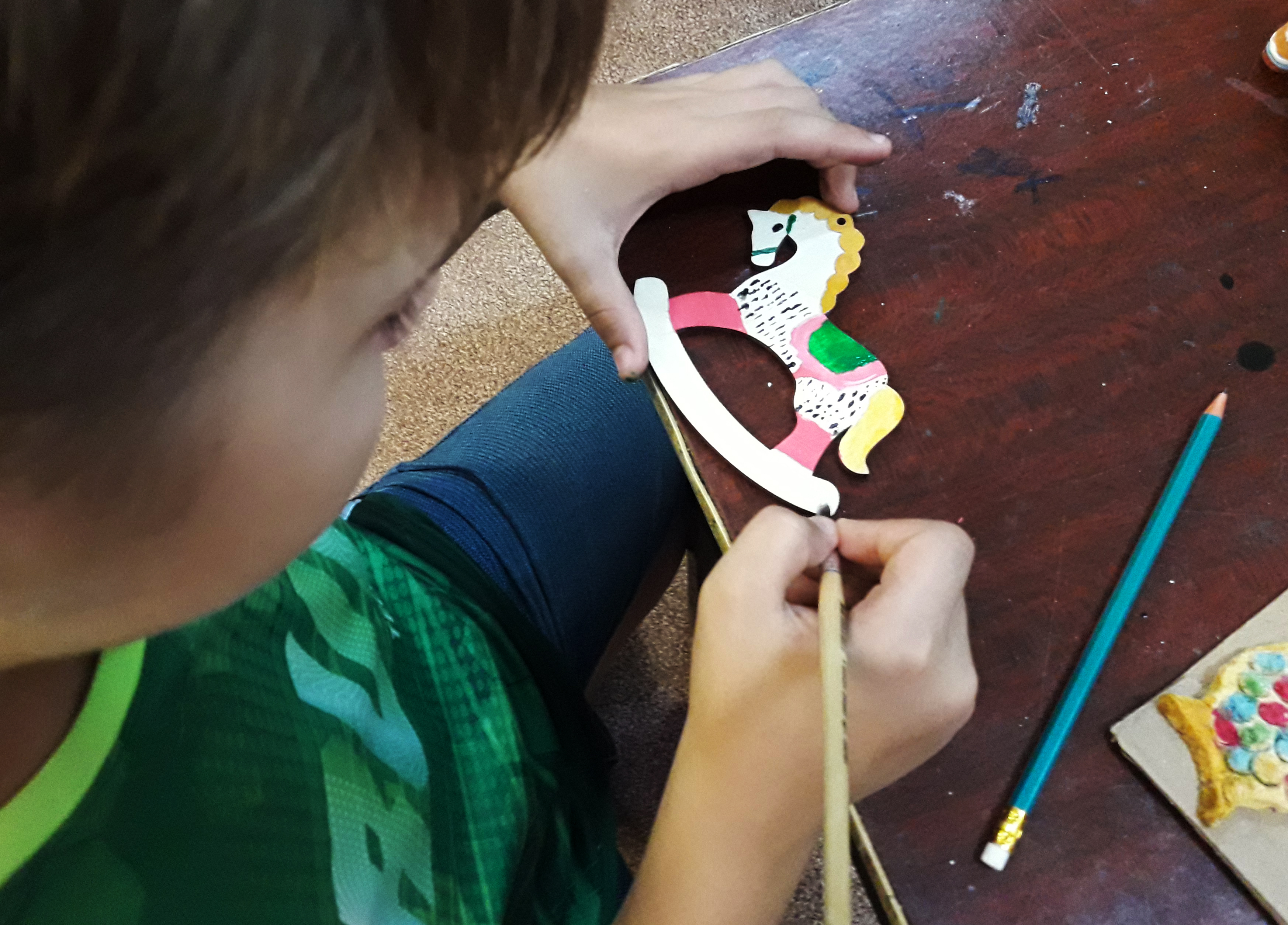 Выездные мастер-классы летней Школы маленьких мастеров