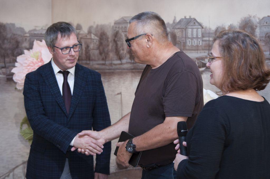 В Астрахани открылись персональные выставки астраханских фотографов