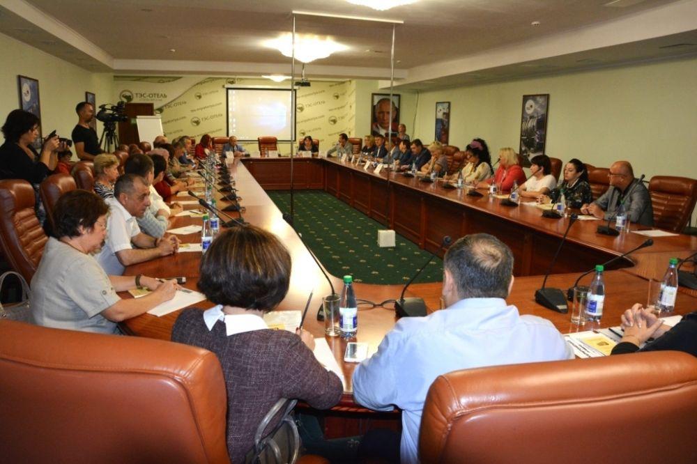 В Евпатории обсудили вопросы сохранения и развития национальной культуры народов России
