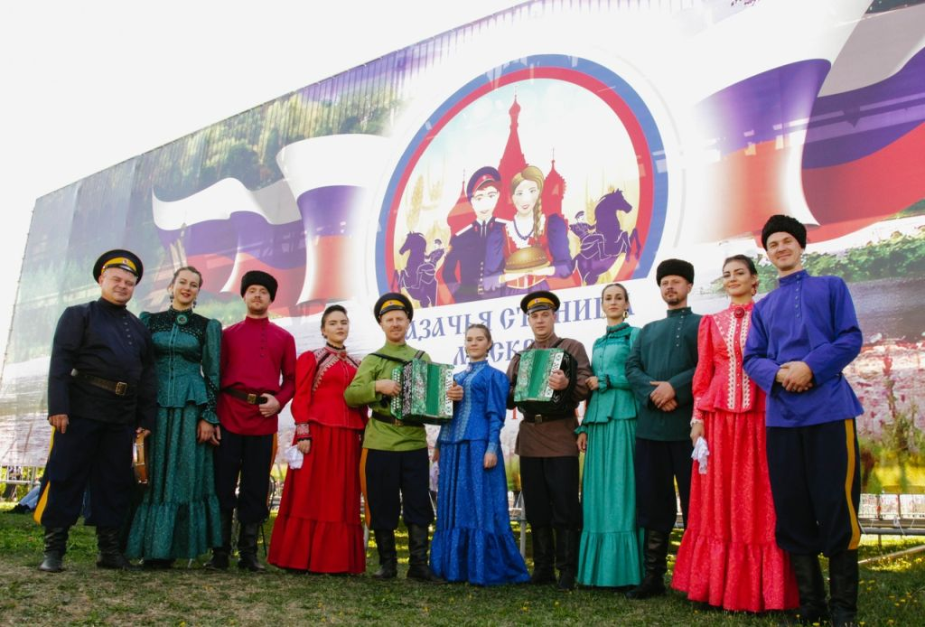 Астраханцы стали Лауреатами международного фестиваля «Казачья станица – Москва»