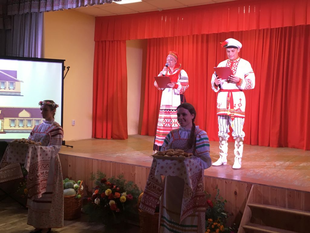 В Ахтубинском районе открылись два Дома культуры