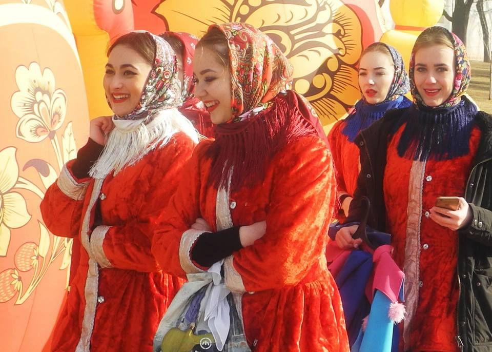 Областной фольклорно-этнографический праздник «Широкая Масленица»