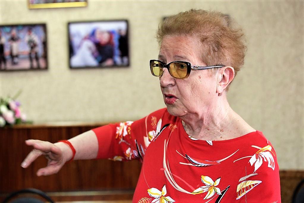 В Астрахани состоялась творческая встреча с Натальей Киндяковой