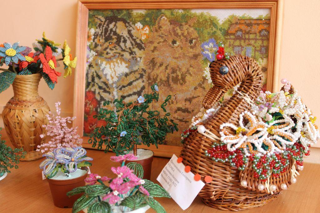 В Астрахани открывается выставка «Фантазии весны»