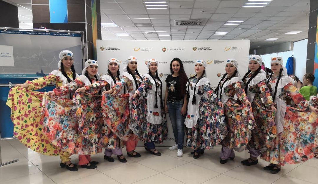 Студия «Сияние» стала лауреатом федерального хореографического конкурса