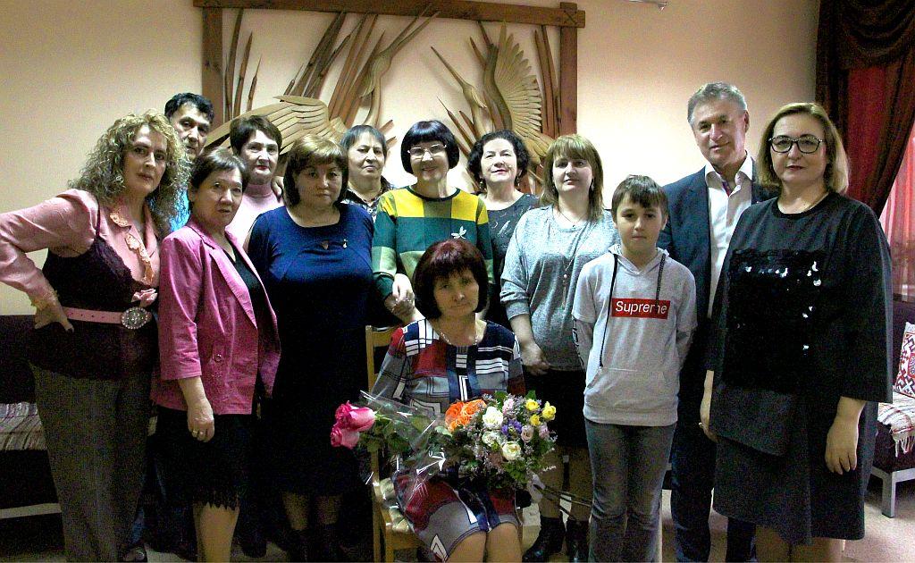 Актриса татарского народного театра отметила юбилей