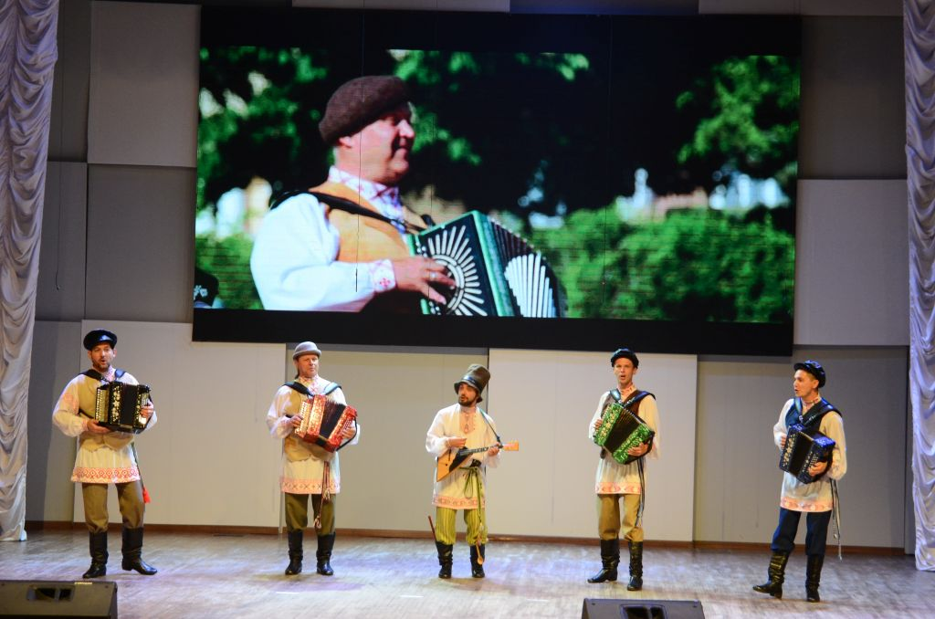 В Астрахани прошел вечер памяти Валерия Каширского