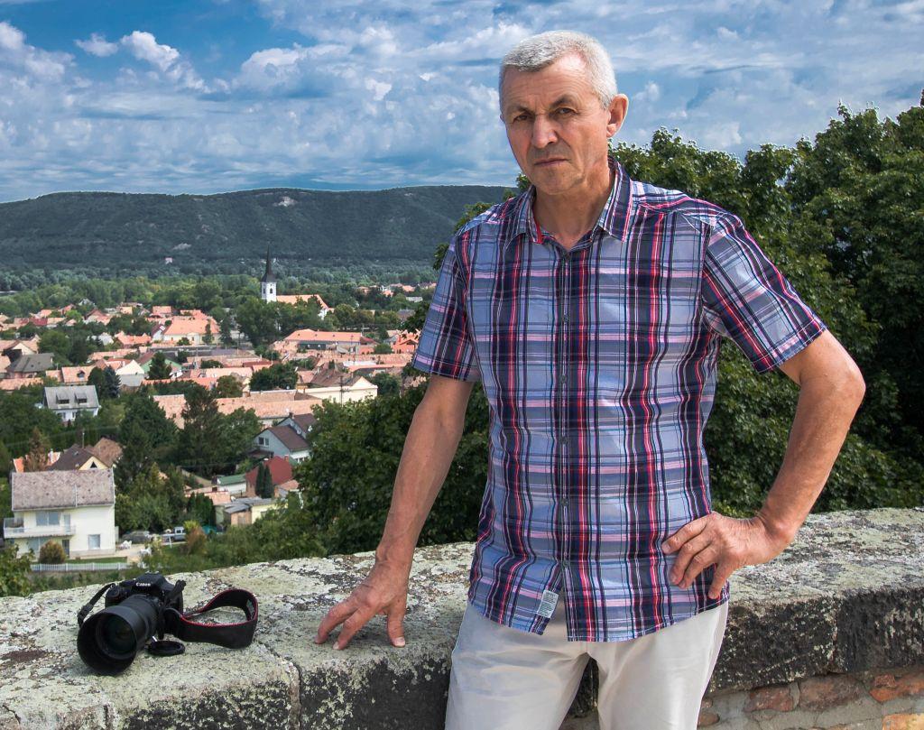 В Астрахани работает фотовыставка Вячеслава Бутенко