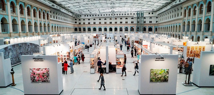 Выставка «Современные мастера декоративно-прикладных искусств России»