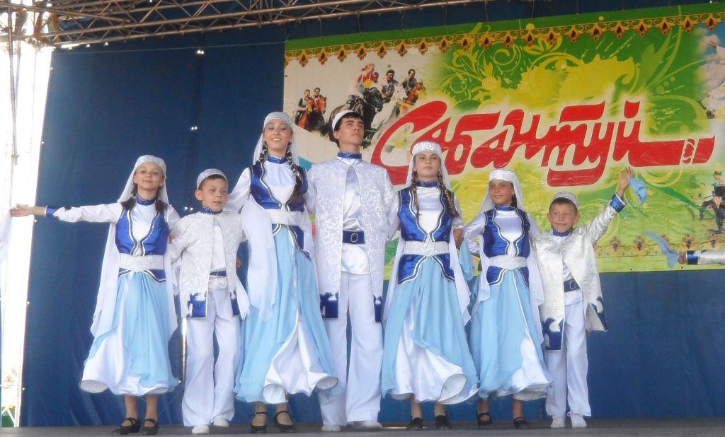 В Астрахани пройдет областной Сабантуй