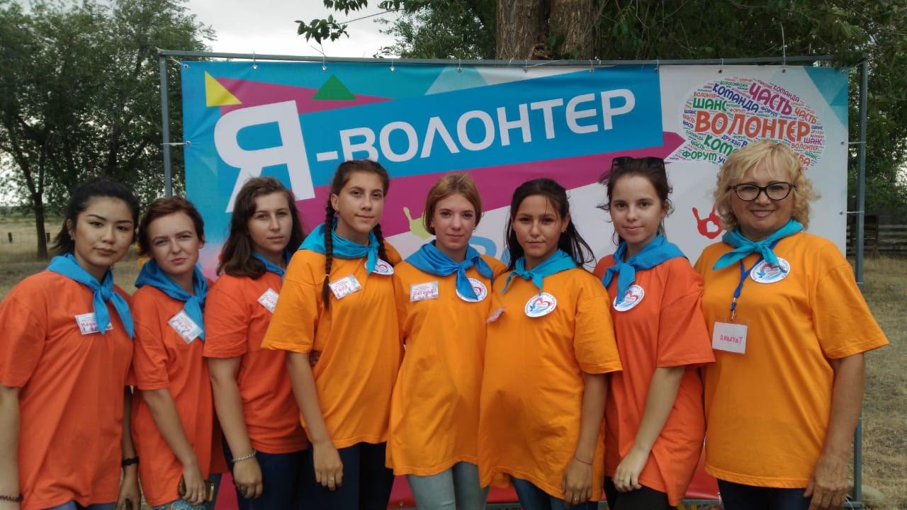 В Ахтубинском районе состоялся первый слёт добровольцев