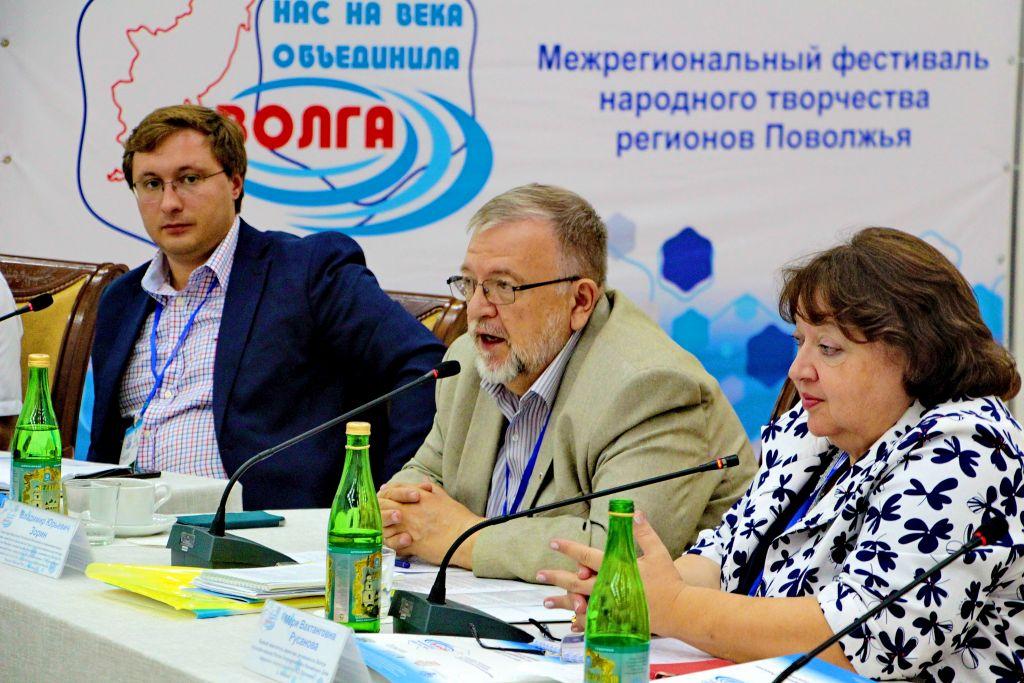 Вопросы этнокультурного наследия народов России обсуждались за «Круглым столом»