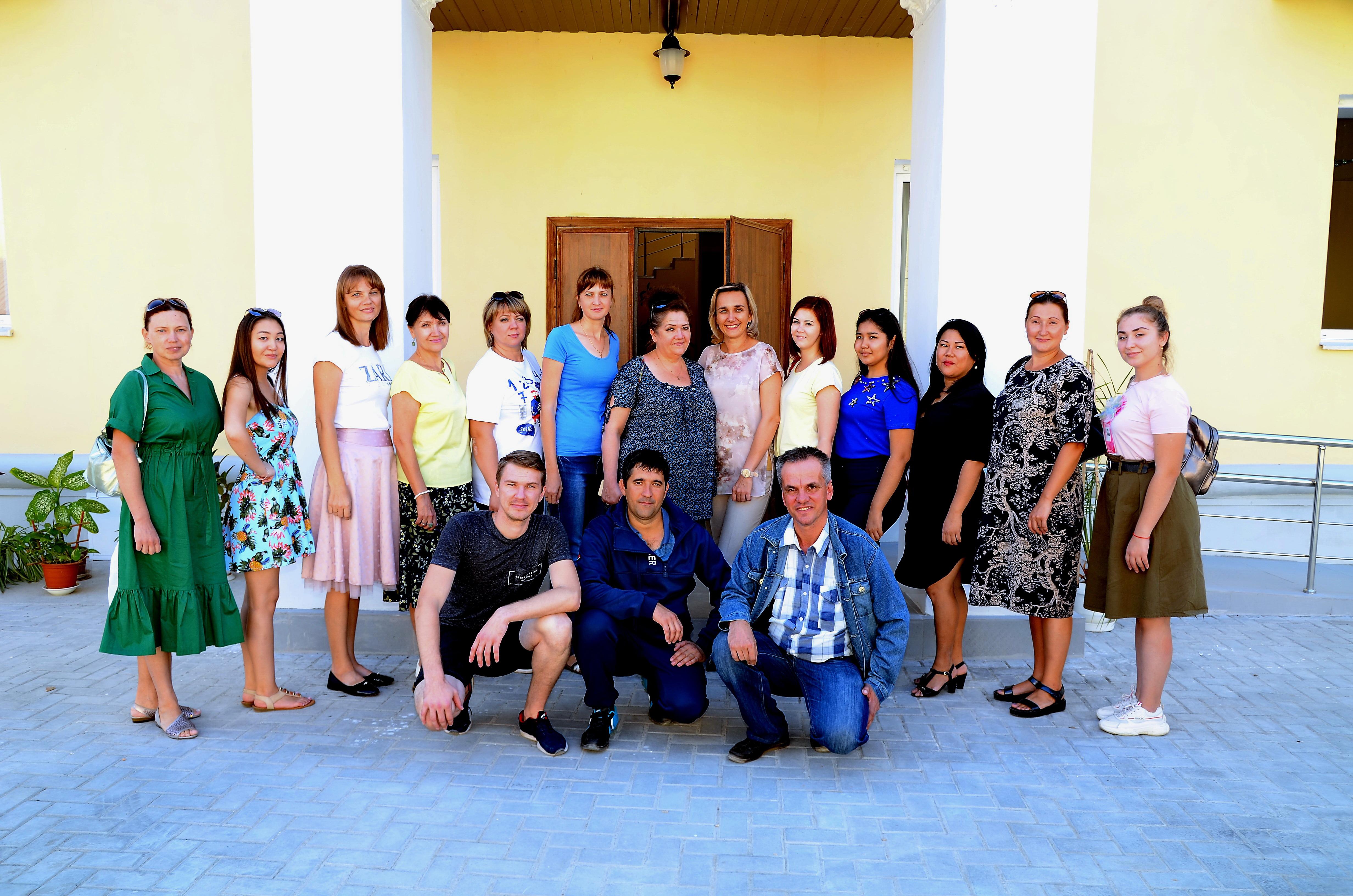 В Астрахани  состоялся  мастер-класс по вокалу для руководителей казачьих самодеятельных коллективов