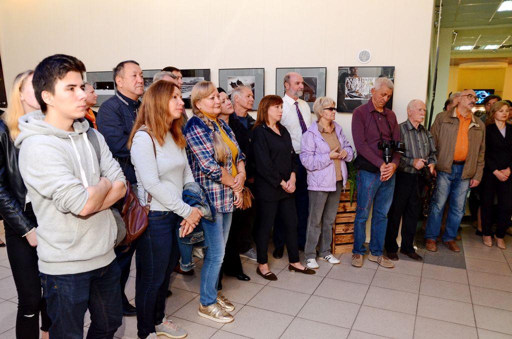 В Астрахани открылась выставка памяти астраханского фотохудожника Александра Шевелева