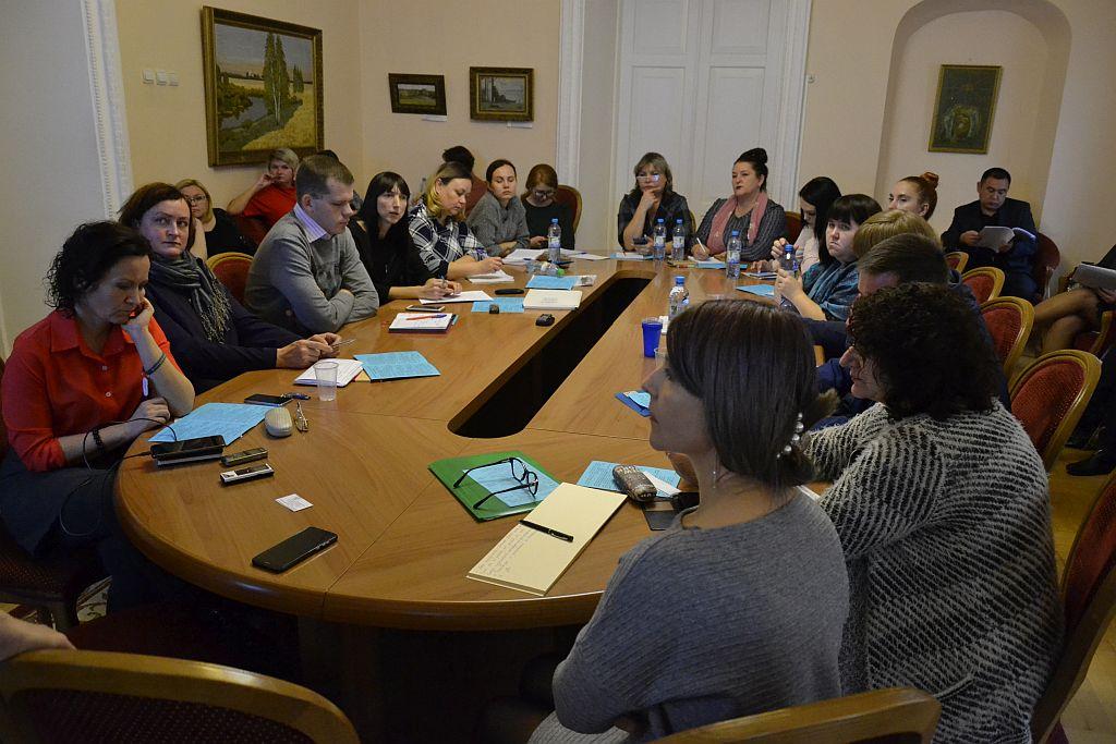 Специалист областного методического центра – участник Всероссийского семинара по нематериальному культурному наследию