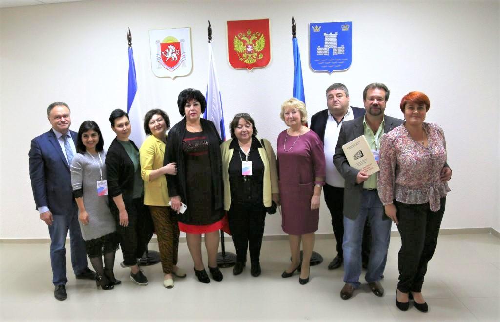 В Крыму представили лучшие проекты по укреплению единства российской нации и этнокультурного развития народов России