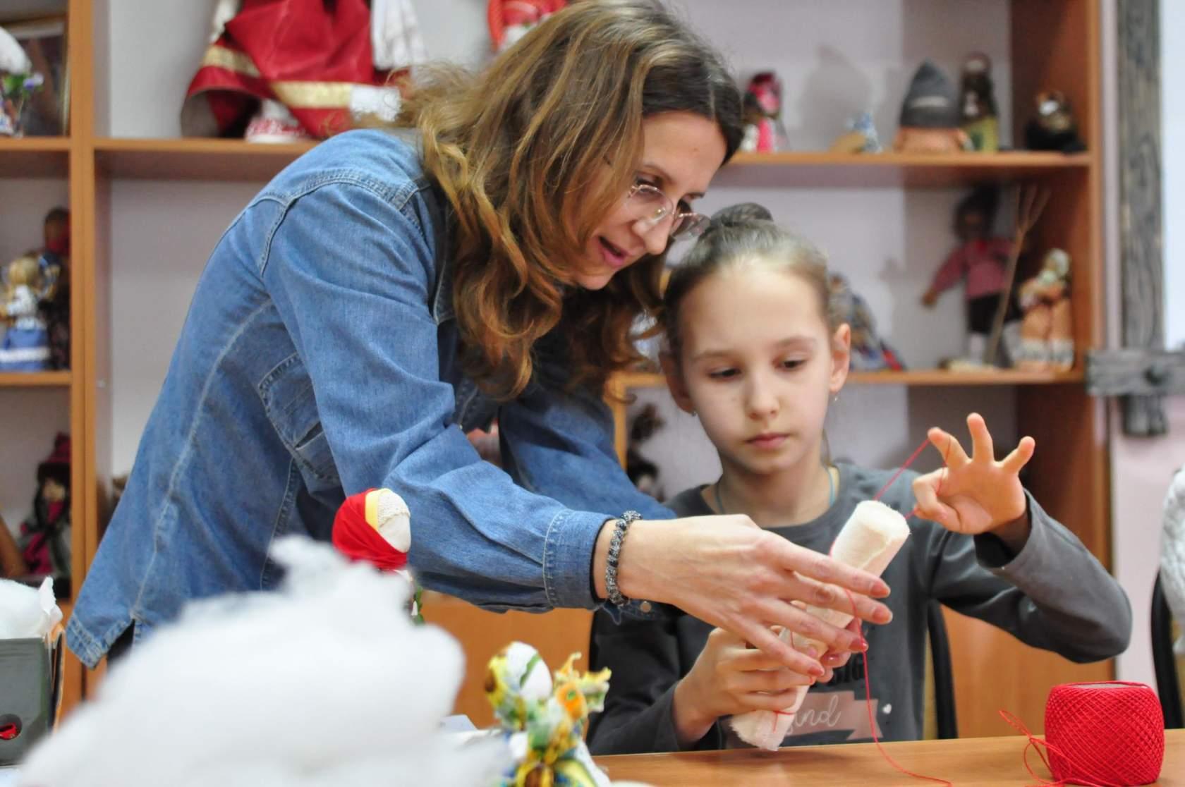 Астраханский Дом ремесел объявляет набор на курс мастер-классов «Рукодельница»