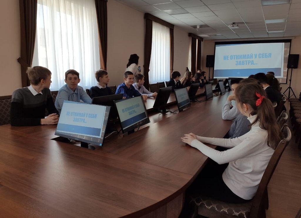 В Астрахани прошла антинаркотическая акция