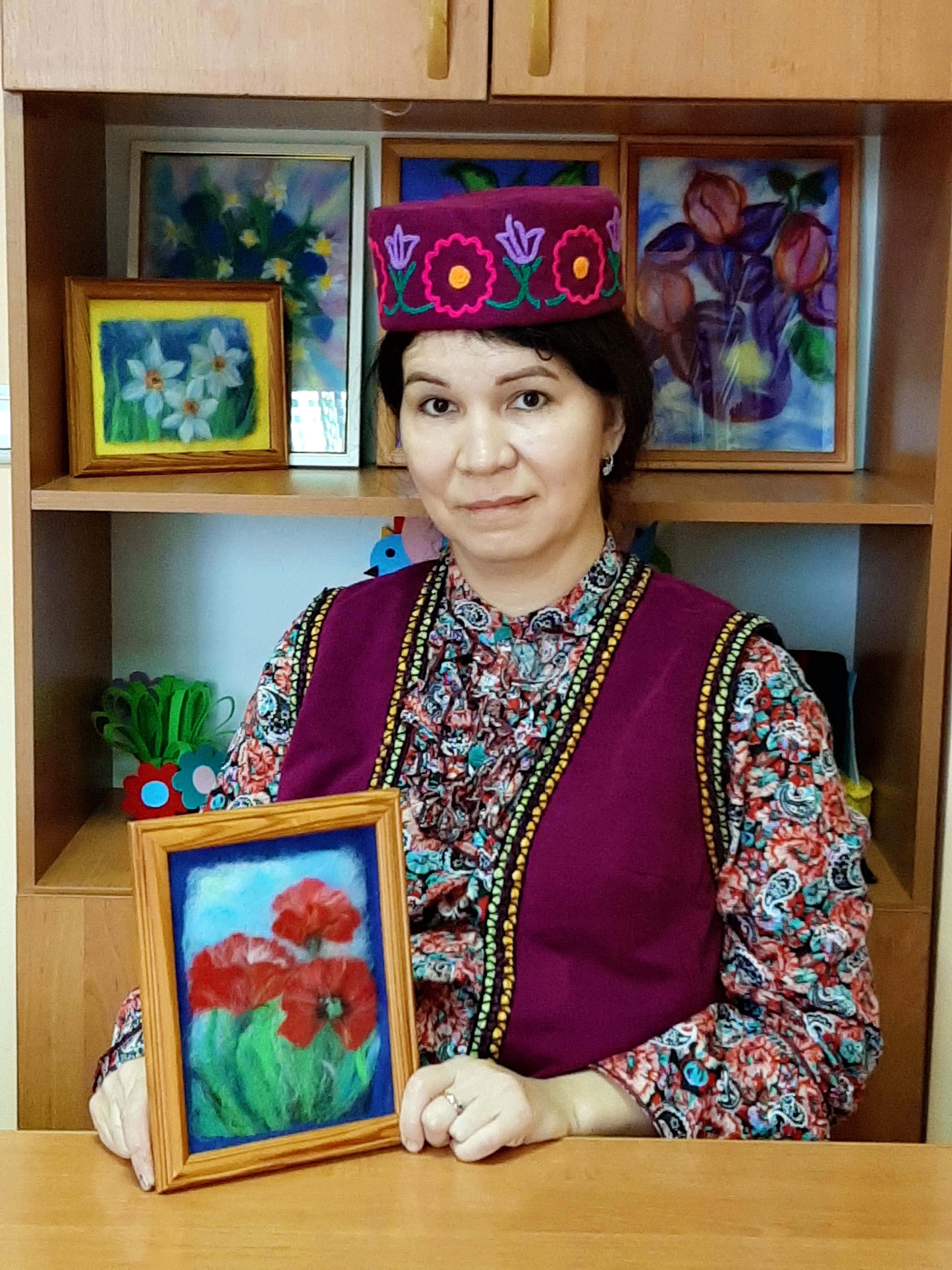 Рубцова Лилия Рашидовна