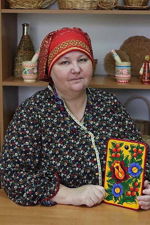 Красовская Татьяна Геннадьевна