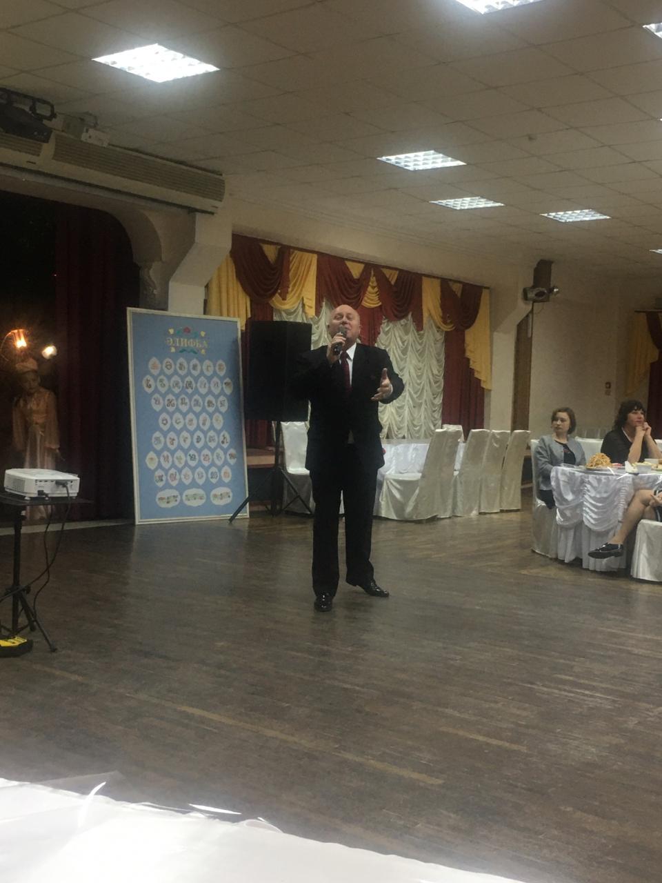 Центр народной культуры принял участие в мероприятии,  приуроченном к юбилею музея «История культуры Астраханских татар»