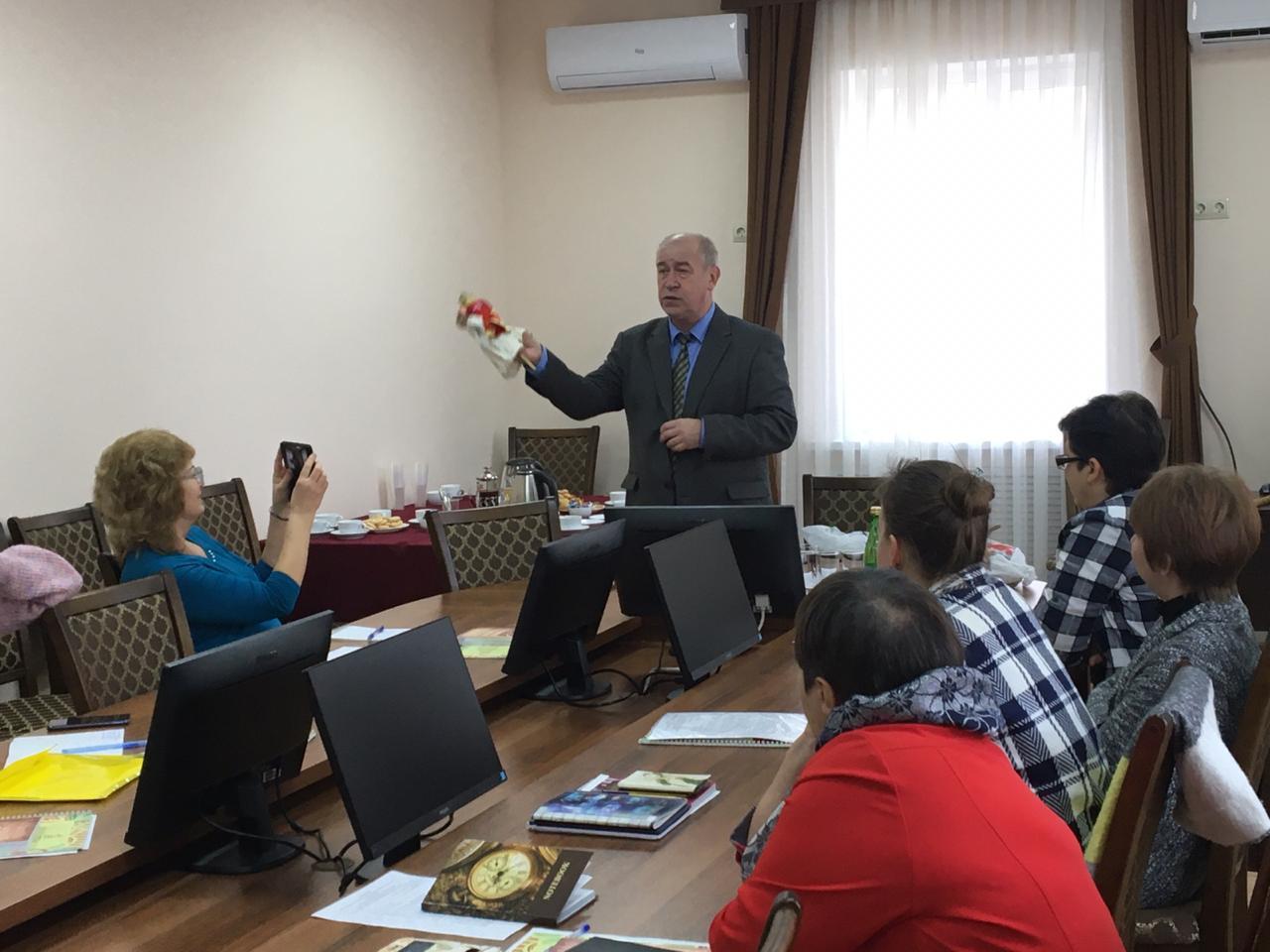 В Школе национальных культур начался новый учебный год