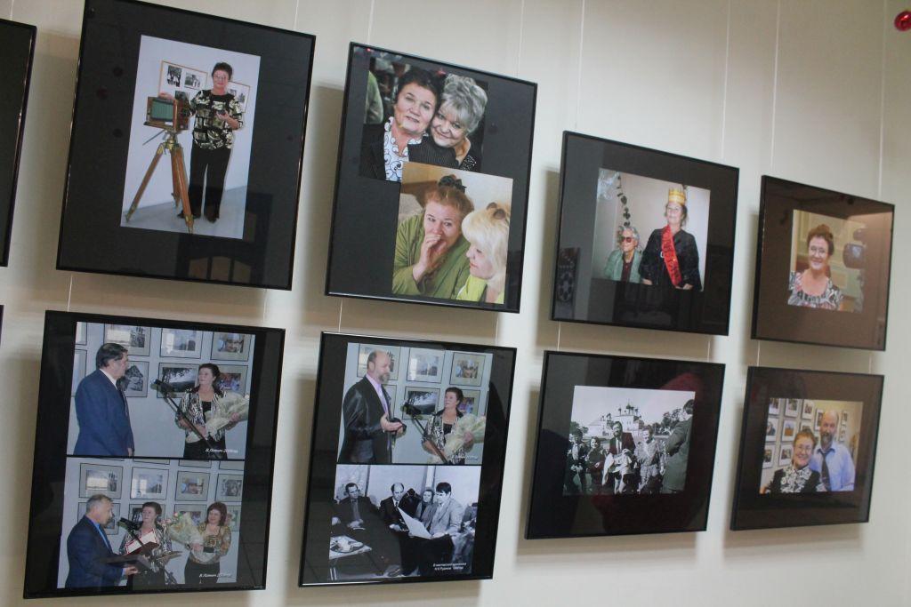 В Астрахани открылась фотовыставка памяти Валентины Клоковой