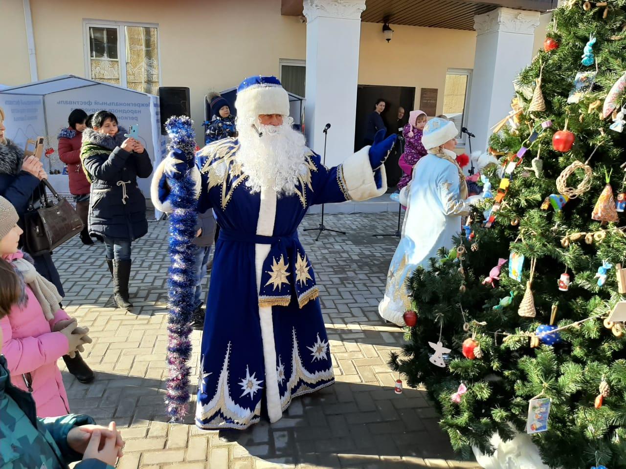 «Елкин базар» с размахом отметили сегодня в Астрахани