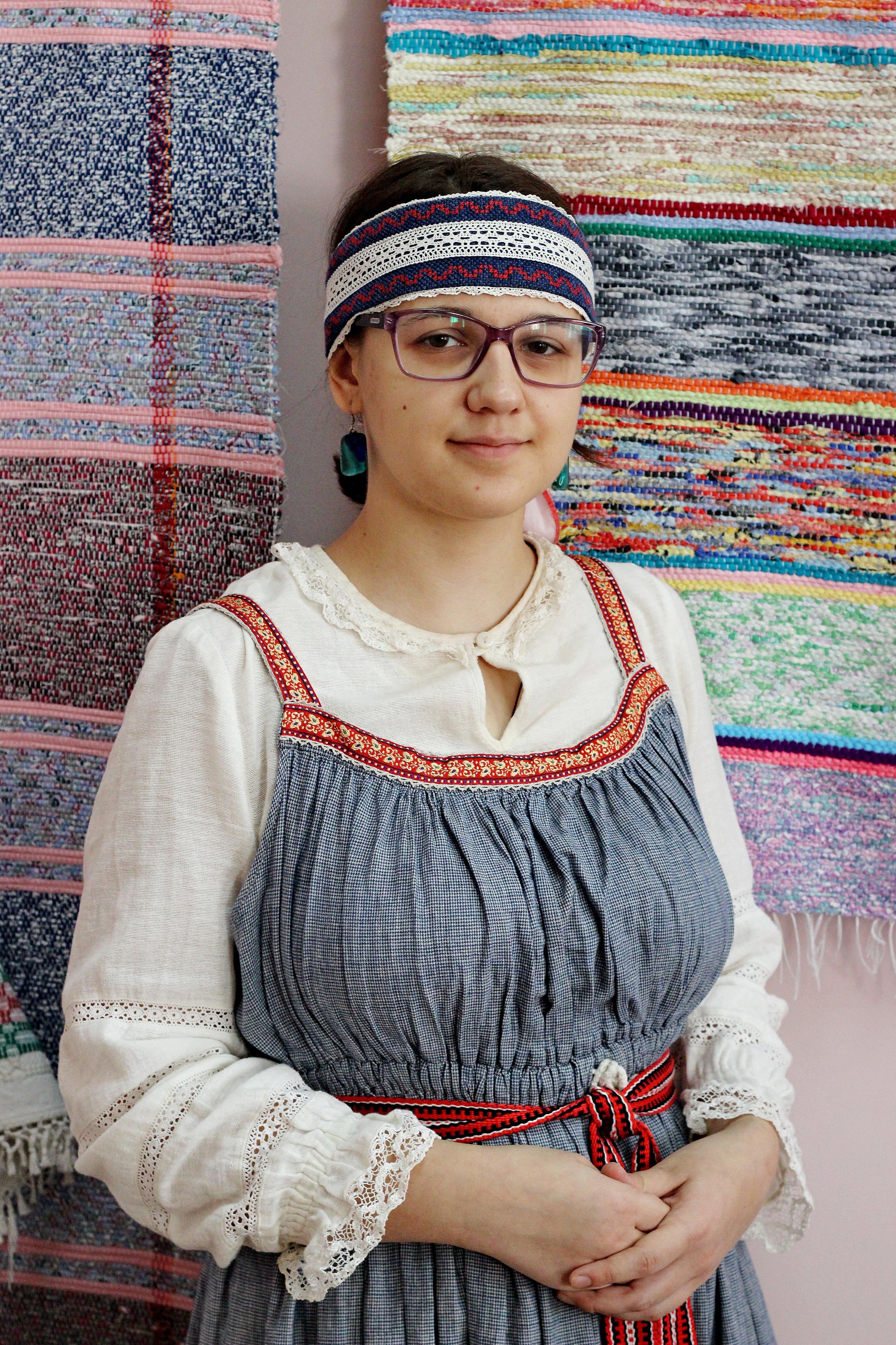 Пронякина Елизавета Алексеевна